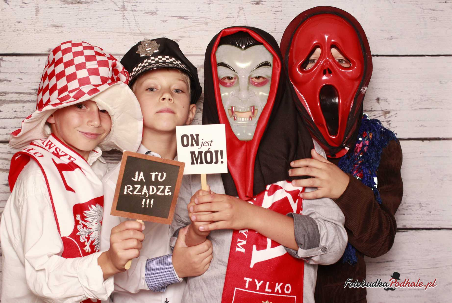 photo booth for children